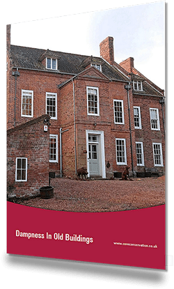 Dampness in Old buildings E-book