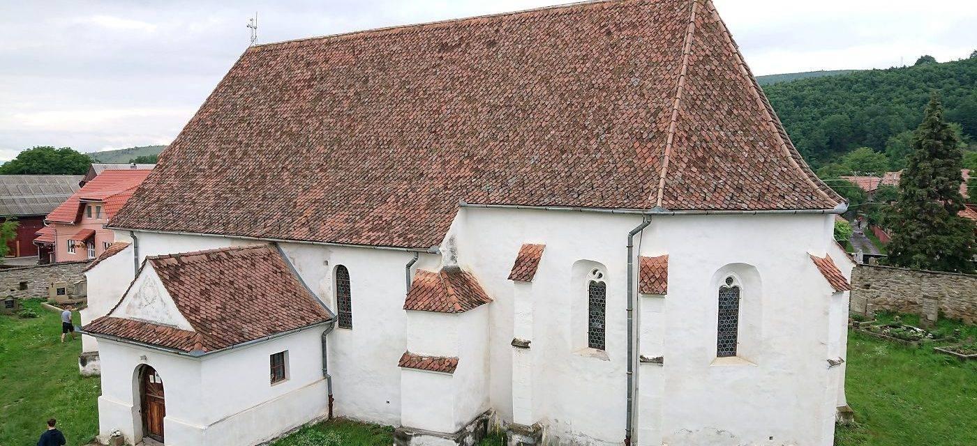 Fortified Church Of Ghelinta