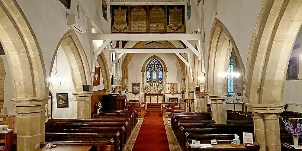 Solving Rising Damp In Churches