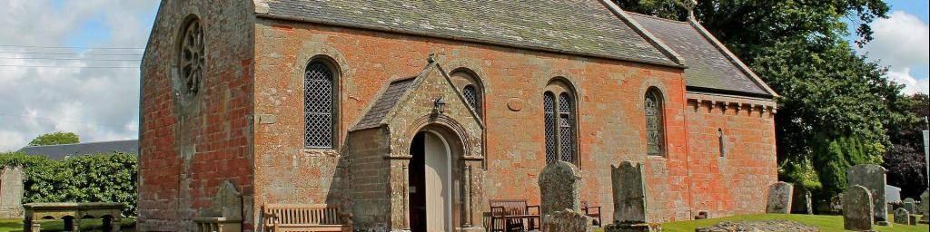 Legerwood Church